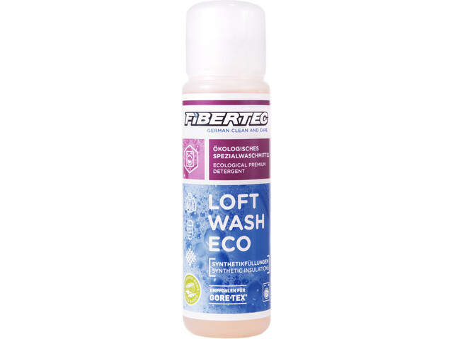Fibertec Loft Wash Eco 100ml